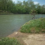 Enjoy the Shenandoah River right outside your door.