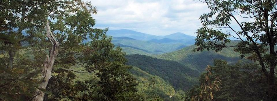 Enjoy a hike in Shenandoah National Park