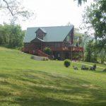 Papa Bears River Cabin near Luray VA